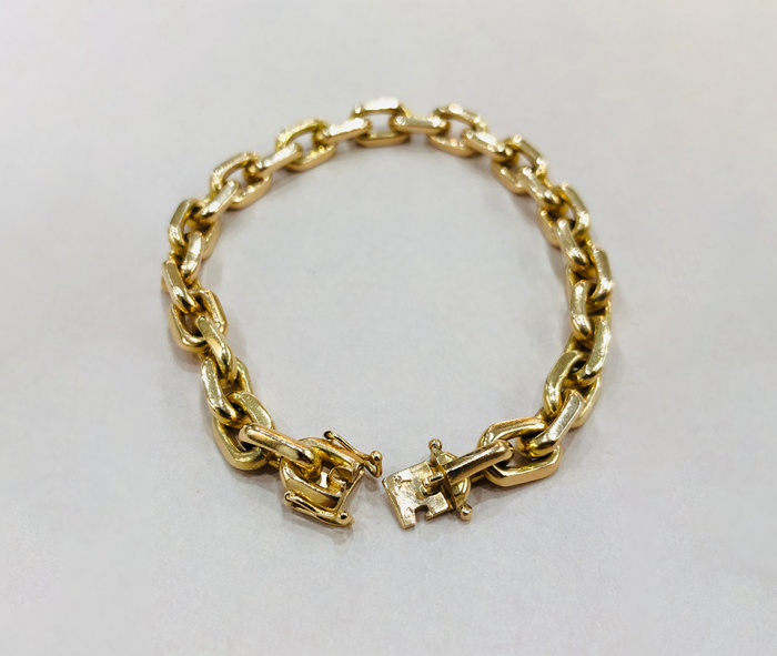 Bracelet Chaine d'Encre