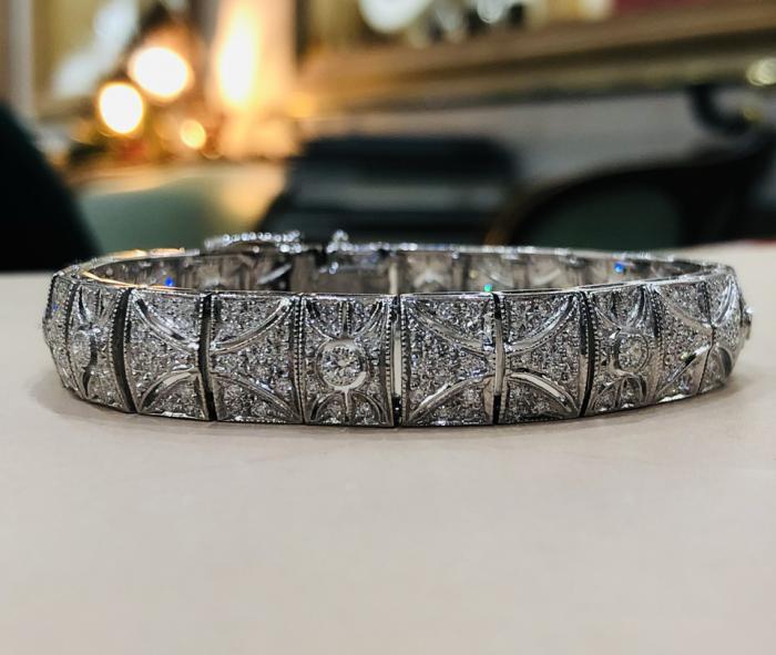 Bracelet en Diamant