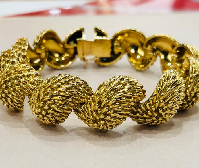 Bracelet  Hérisson  Van Cleef &  Arpels
